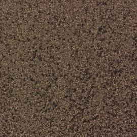 Tissu Glitter Fiesta marron x 10cm