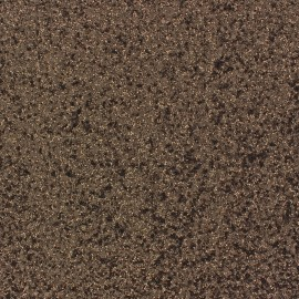 Tissu Glitter Fiesta marron x10cm