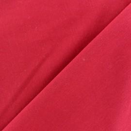 Tissu tailleur Albias carmin x 10cm