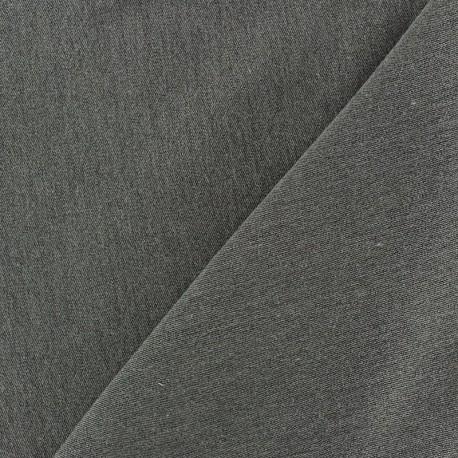 Tissu tailleur Albias Anthracite x 10cm
