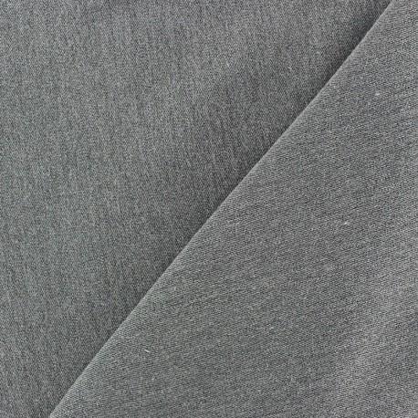 Tissu tailleur Albias Gris clair x 10cm