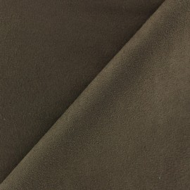 Suede Fabric - Volige Brown x 10cm