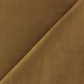 Suede Fabric - Volige Sand x 10cm