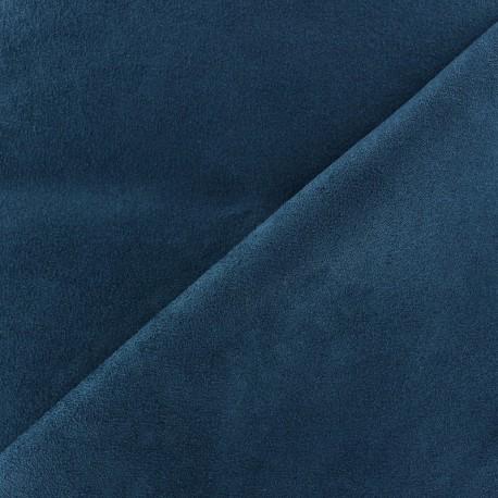 Suede Fabric - Volige Sky Blue x 10cm
