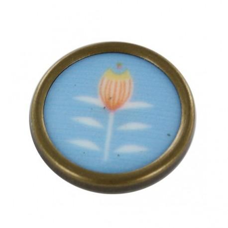 MCB button milred - multicolored