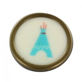 MCB button Tipi - multicolored