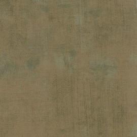 Tissu Persimmon Grunge fond Kaki x 10cm