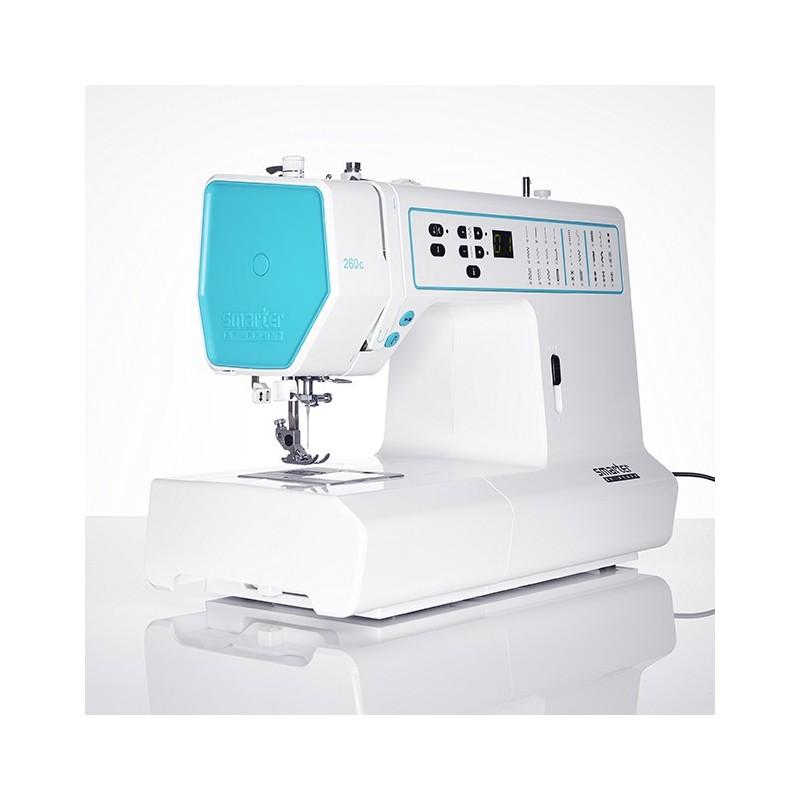 machine coudre smarter 260c pfaff ma petite mercerie. Black Bedroom Furniture Sets. Home Design Ideas