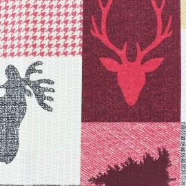 Tissu coton Christmas Patchwork x 30cm