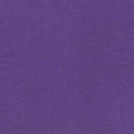 Tissu flanelle uni Solid Améthyste x 10cm