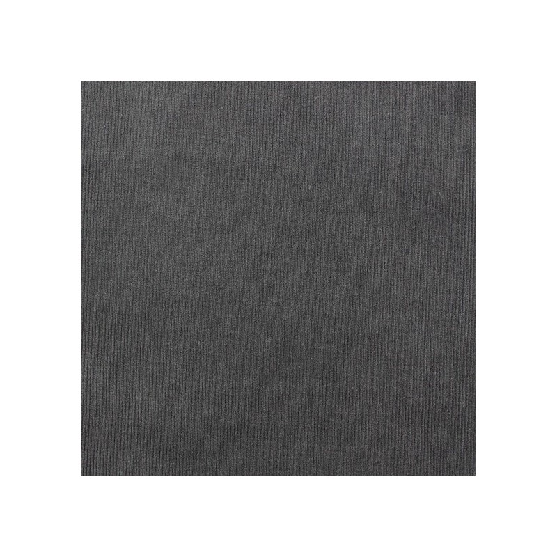 5b642c1ec801 Tissu velours milleraies Melda 200gr ml gris x10cm - Ma Petite Mercerie