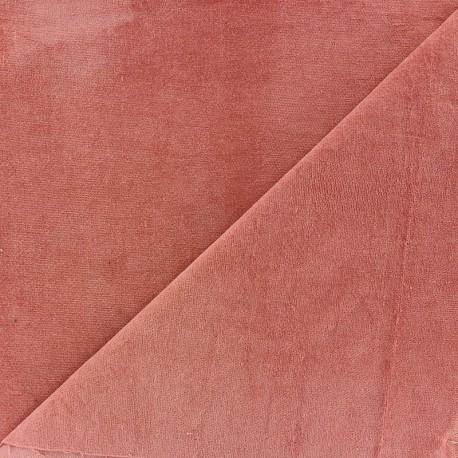 Tissu velours ras Melda Chair x10cm