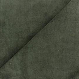 Tissu velours ras Melda bronze x10cm