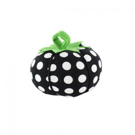 Tomato pincushion little white dots - black