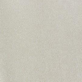 Imitation leather Bubbles - ivory x 10cm