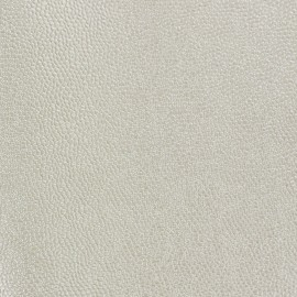 Simili cuir Bubbles Ivoire x 10cm