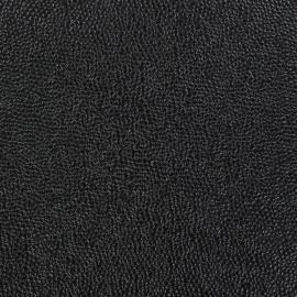 Imitation leather Bubbles - black x 10cm