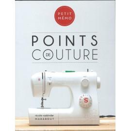 """Book """"Points de couture"""""""