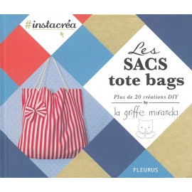 "Livre ""Les sacs tote bags"""