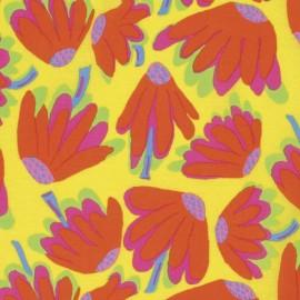 Tissu Spring 2014 - Lazy Daisy  Yellow x 10cm