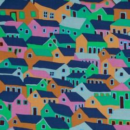 Tissu Spring 2014 - Shanty Town Cool x 10cm