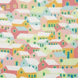 Tissu Spring 2014 - Shanty Town Pastel x 10cm