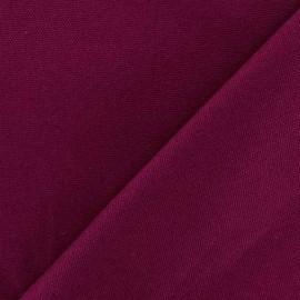 Cotton Canvas Fabric - CANAVAS Purple x 10cm