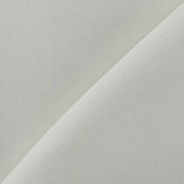 Tissu toile de coton uni CANEVAS V2 écru x 10cm