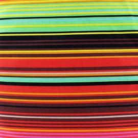 Tissu A Spark of Happiness Pedro bleu/fuchsia x 10cm