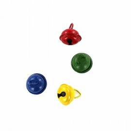 4 Little bells - multicolored