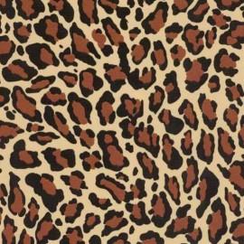 ♥ Coupon 340 cm X 120 cm ♥ Oilcloth Fabric - Jaguard