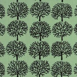 Tissu Ghastly Forest Green x 10cm