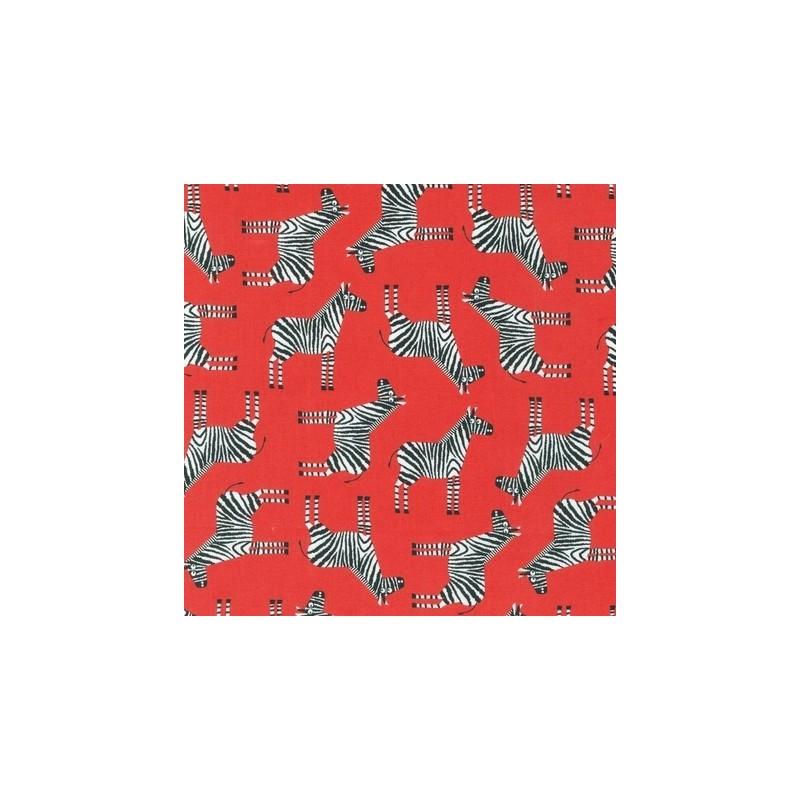 Tissus pas cher 100 coton tissu jungle party c bright for Bright childrens fabric