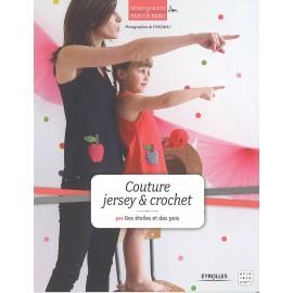 "Livre ""Couture jersey & crochet"""