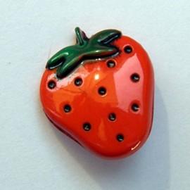 Bouton fraise
