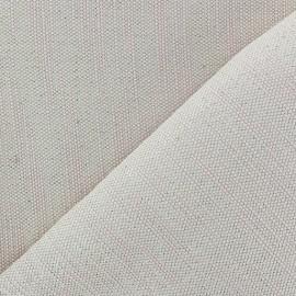Tissu toile guttée lurex Chariota rose x 10cm