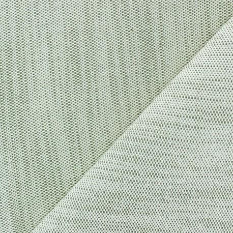 Bonded Canvas Fabric - lurex Chariota beige x 10cm