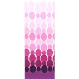 Tissu Rain dot - Pink x 50cm