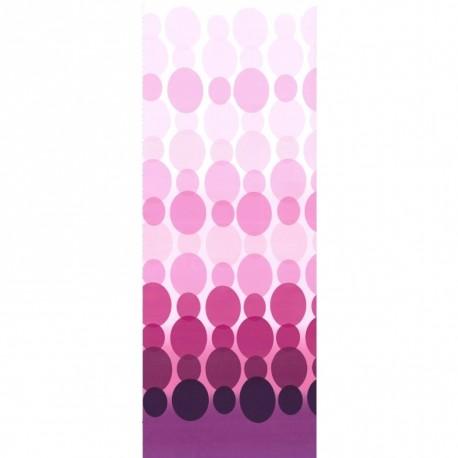 Fabric Rain dot - Pink x 50cm