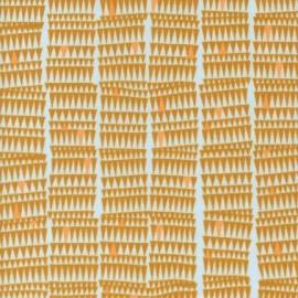 Tissu Doe - Moutarde x 10cm