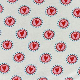 Tissu jersey Storage x 10cm