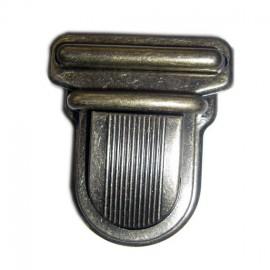 Attache cartable 25 mm vieux laiton