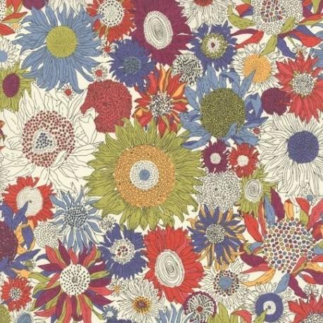 Liberty Small Suzanna C fabric x 10cm