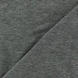 Light Jersey Fabric - Anthracite x 10cm
