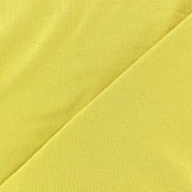 Tissu jersey léger uni bleuet x 10cm
