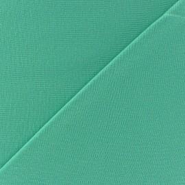 Tissu jersey léger uni opaline x 10cm