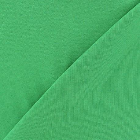 Light Jersey Fabric - Meadow Green x 10cm