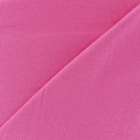 Light Jersey Fabric - Candy Pink x 10cm