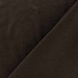 Light Jersey Fabric - Brown x 10cm
