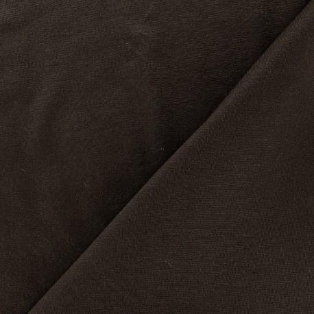 Light Jersey Fabric - Brown x 10cm